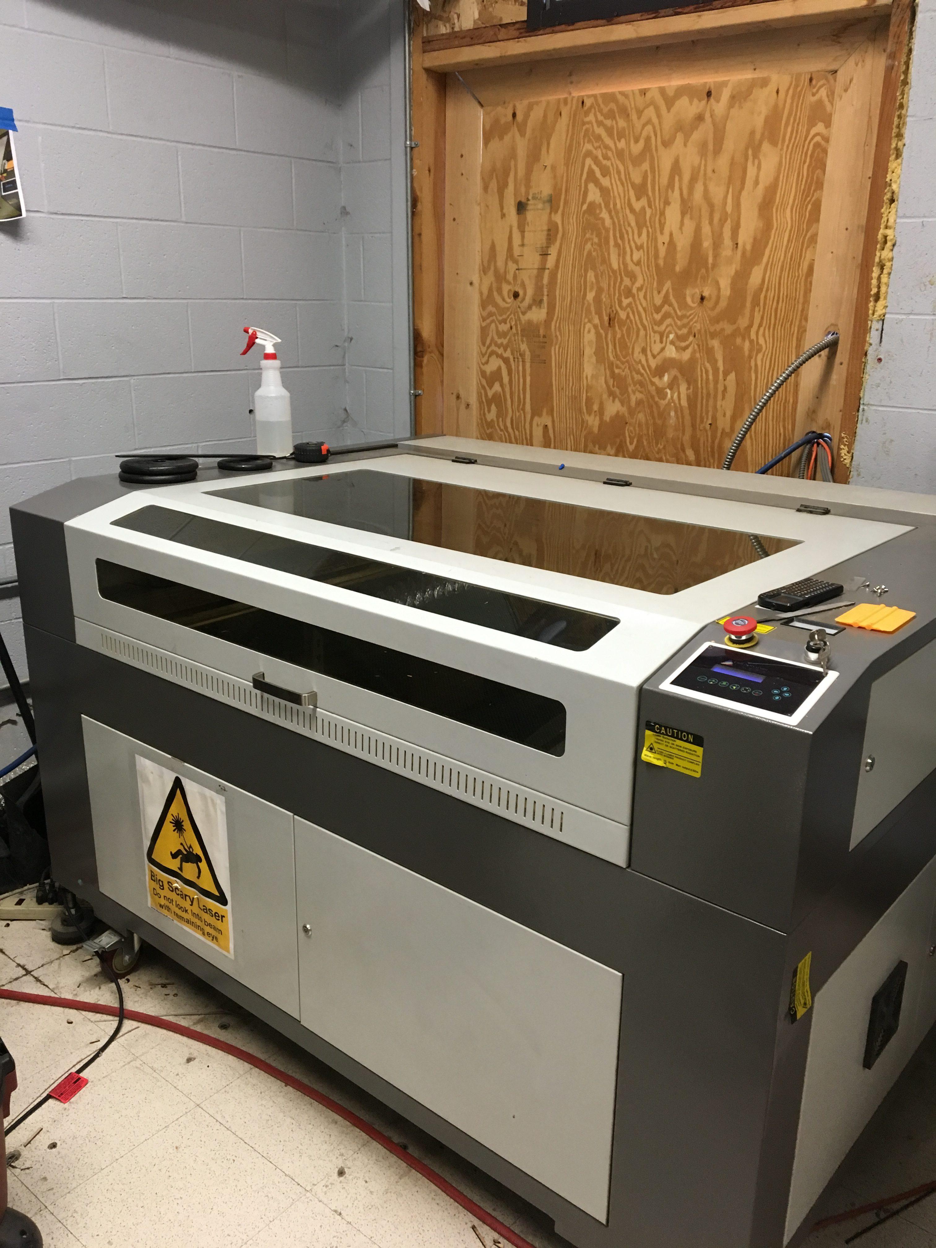 Laser Cutting Services Hammerspace Workshop